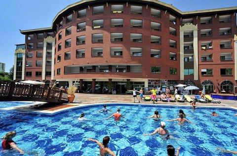1 hetes all inclusive nyaralás Törökországban