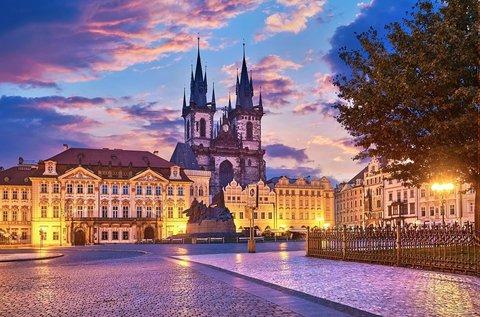Május 1-i hosszú hétvége Prágában