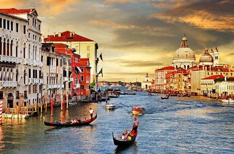 3 napos kalandozás Velencében