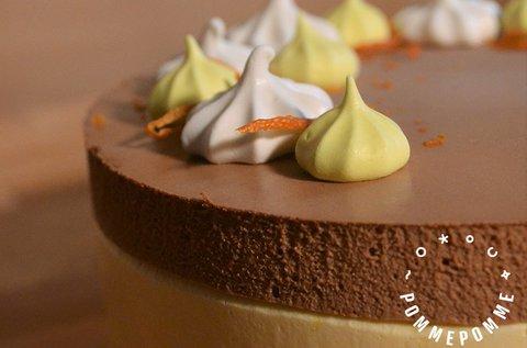 Búzalisztmentes mousse torták választható ízekben