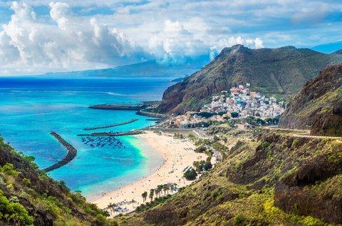 Irány Tenerife, az örök tavasz szigete repülővel!