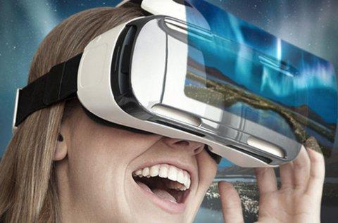 1 órás VR élmény HTC Vive szemüveggel