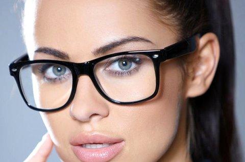 Komplett egyfókuszú, dioptriás szemüveg