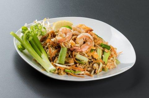 3 fogásos vegetáriánus thai vacsora 2 fő részére