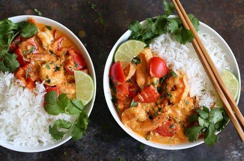 3 órás thai főzőest vacsorával, italfogyasztással