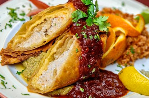 Á la carte mexikói ételfogyasztás 2 fő részére