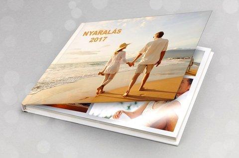 30 oldalas minőségi fotókönyv 2 méretben