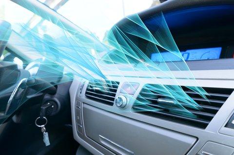 Ózongenerátoros autóklíma és utastér fertőtlenítés
