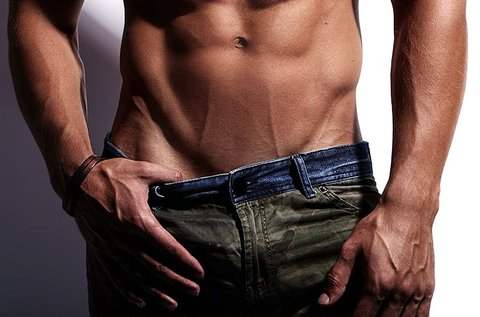 6 alkalmas tartós, intim SHR szőrtelenítés férfiaknak