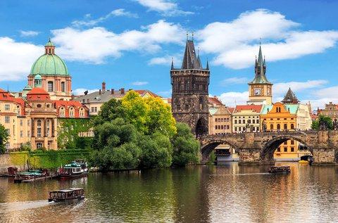 3 napos kikapcsolódás a száztornyú Prágában
