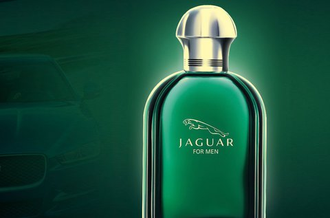 100 ml-es Jaguar For Men EDT férfiaknak