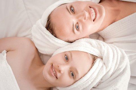 Anya-lánya szépség és wellness program
