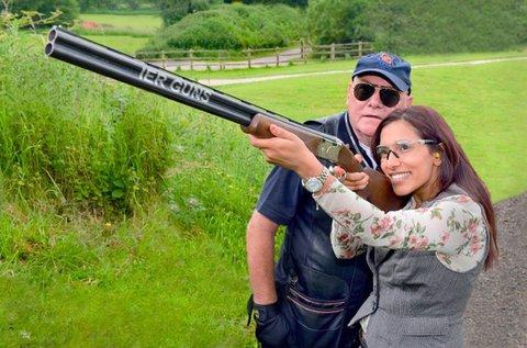 Agyaggalamb lövészet választható fegyverrel