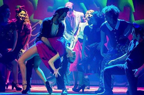 Belépő az Elvis the musical című előadásra