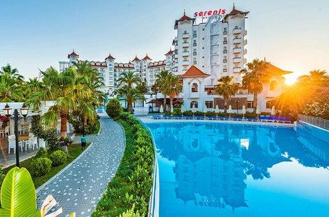 8 napos luxus vakáció Törökországban repülővel