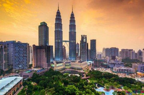Csodáljátok meg Malajziát és Szingapúrt!