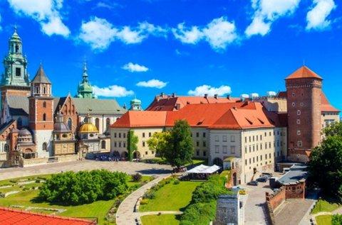 4 napos városlátogatás Krakkóban, hétvégén is