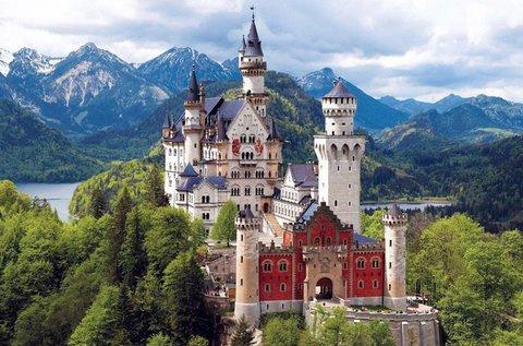 Kirándulás az osztrák és bajor kastélyok nyomában