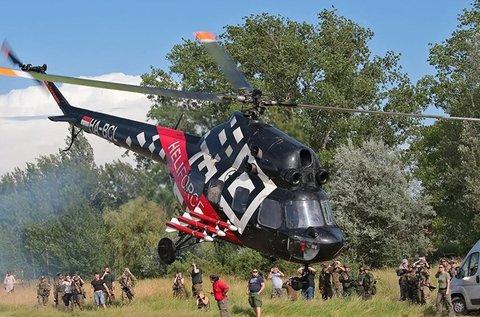 Extrém helikopterezés 1 fő részére