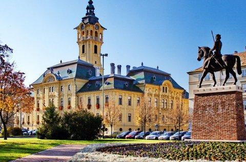 Nyári kikapcsolódás Szegeden