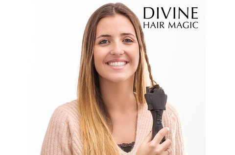 Magic Braid elektromos hajfonó