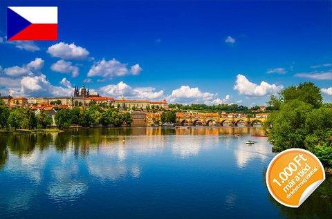 4 csillagos nyaralás a mesés Prága városában
