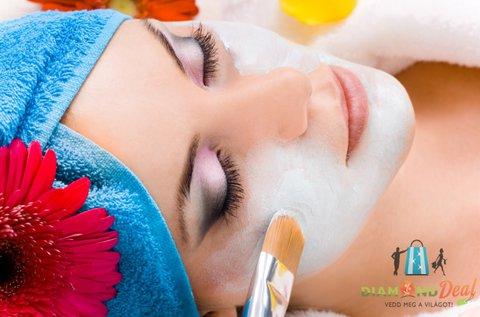 Kozmetikai arctisztítás ultrahanggal