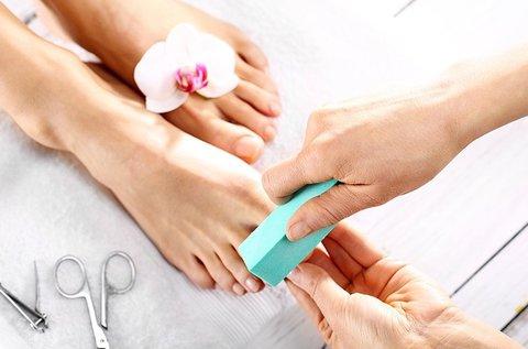 Gyógypedikűr a szép lábakért