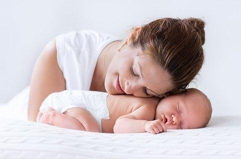 Kismama vagy baba-mama fotózás