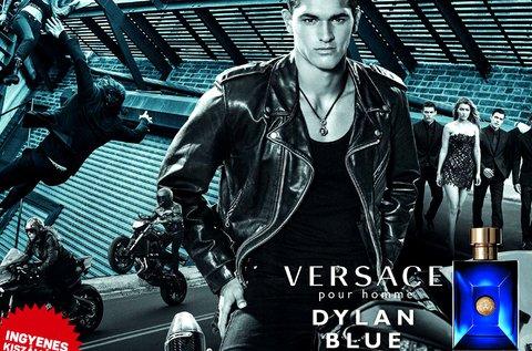 Versace Pour Homme Dylan Blue EDT férfiaknak