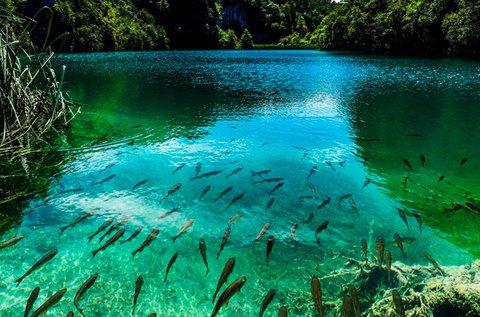 Utazás a mesés Plitvicei-tavakhoz