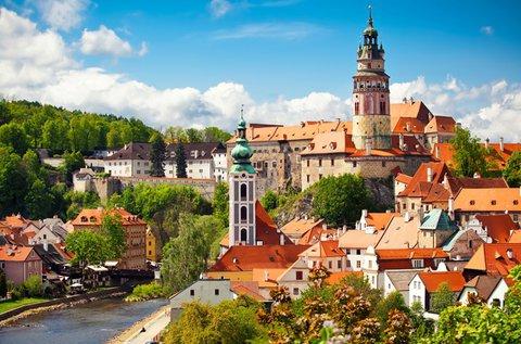 Kalandozz Csehország hangulatos várainál!