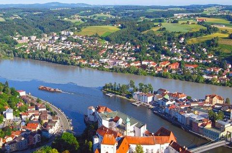 4 napos körutazás a Duna mentén hajókázással