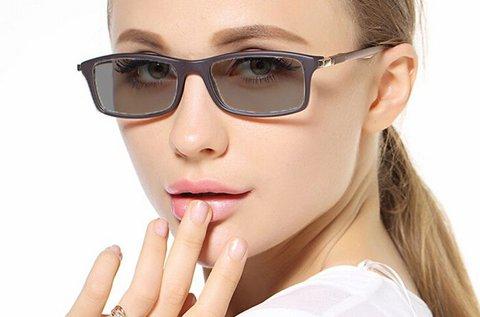 Fényre sötétedő szemüveg készítés