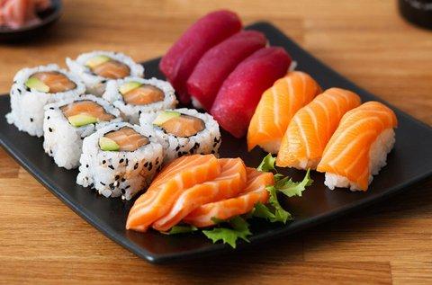 25 db-os top sushi szett