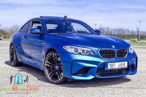 3 körös száguldás egy BMW M2 autóval