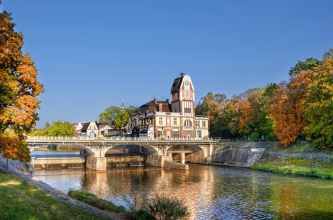 Barlangtúra és kirándulás Kelet-Csehországban