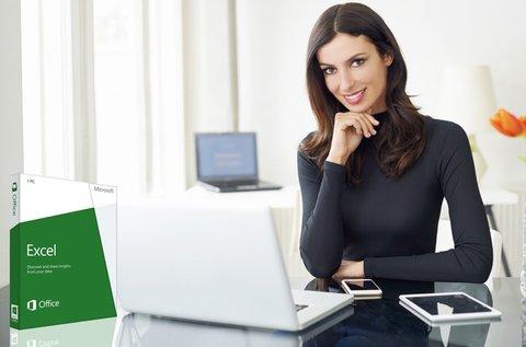 6 hónapos kezdő + haladó online Excel tanfolyam
