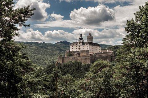 Izgalmas kirándulás Fraknó várához
