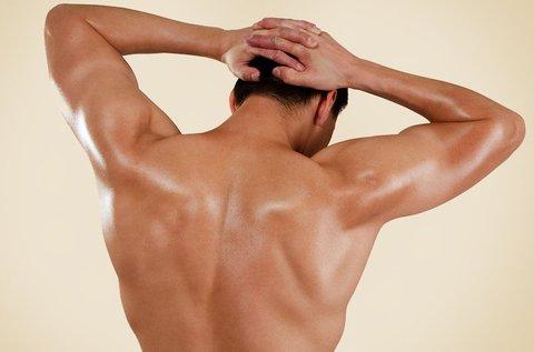 5 alkalmas teljes férfi hát- és váll- SHR szőrtelenítés