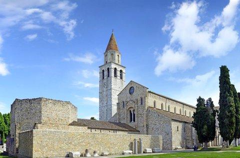 Mesés kirándulás 1 főnek Aquileia-ban és Grado-ban