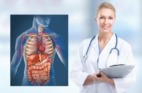 Gasztroenterológiai vizsgálat kiértékeléssel