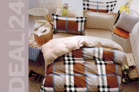 3 részes pamut ágyneműhuzat garnitúra
