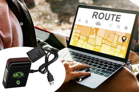 Univerzális GPS nyomkövető
