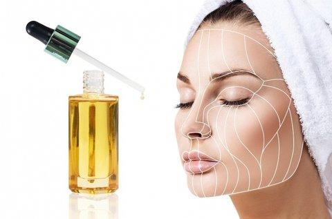 TDC Clinic hyaluronsavas ráncfeltöltő kezelés arcon