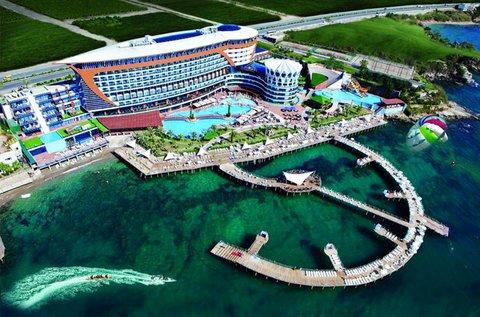 5 csillagos all inclusive nyaralás a Török Riviérán