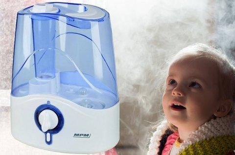 MPM ultrahangos hidegpárásító