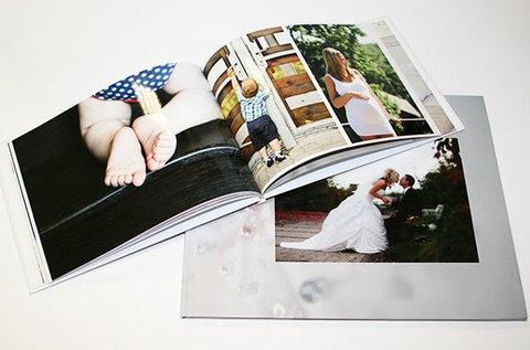 88 oldalas fotókönyv A5-ös méretben