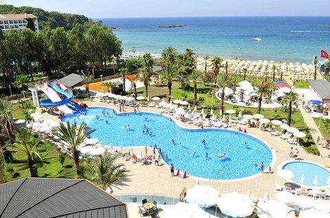 All inclusive tengerparti pihenés Törökországban