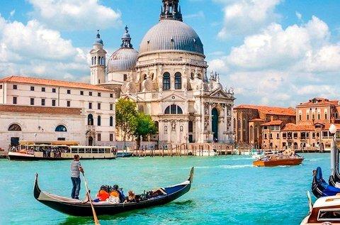 Romantikus pihenés 1 fő részére Velencében
